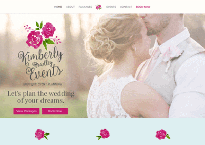 Kimberly Bradley Events